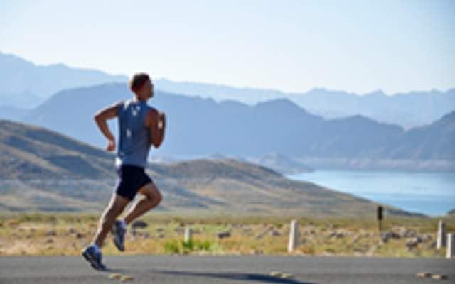 running athelete